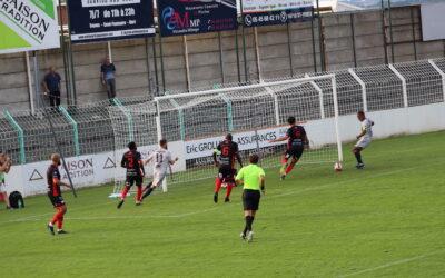 N2 – 3e j. ACFC 1 – 0 Bourges
