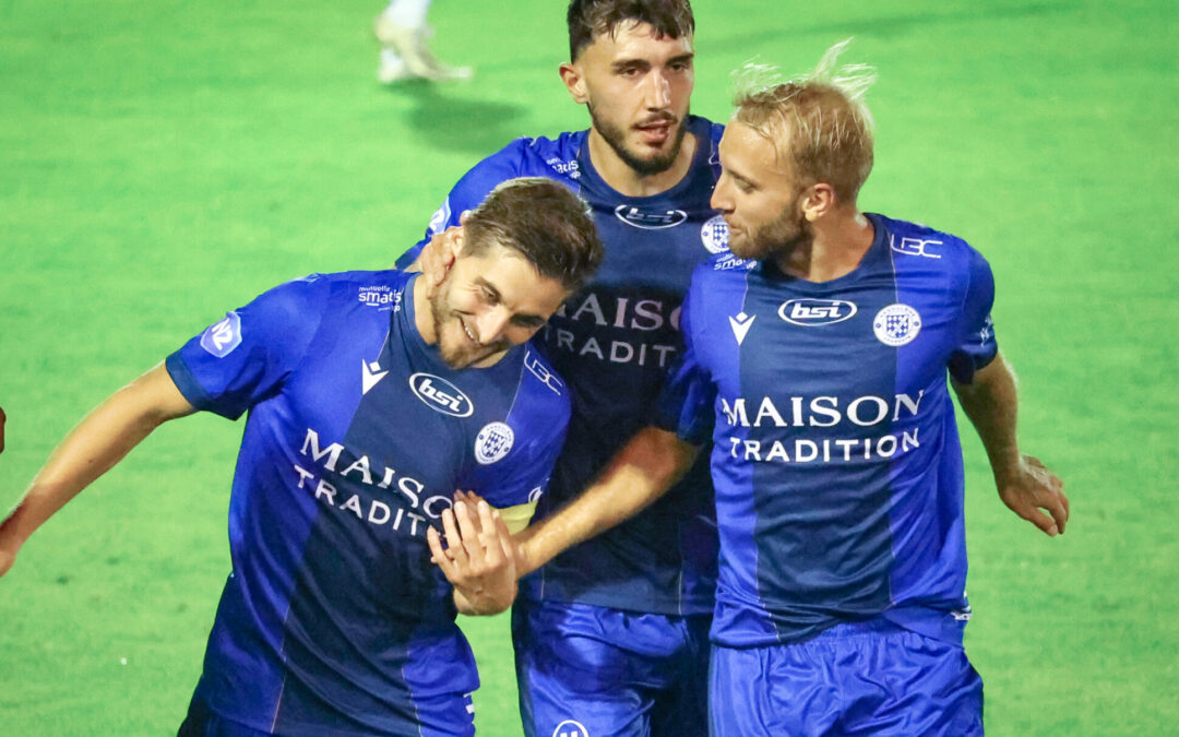N2 – 5e j. ACFC 4 – 0 Angers