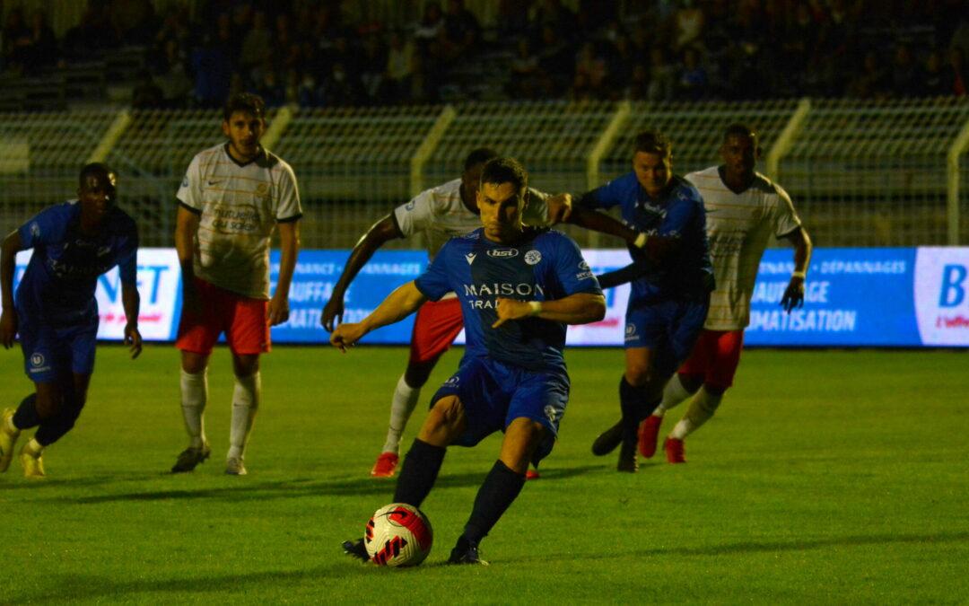 N2 – 7e j. ACFC 3 – 2 Montpellier