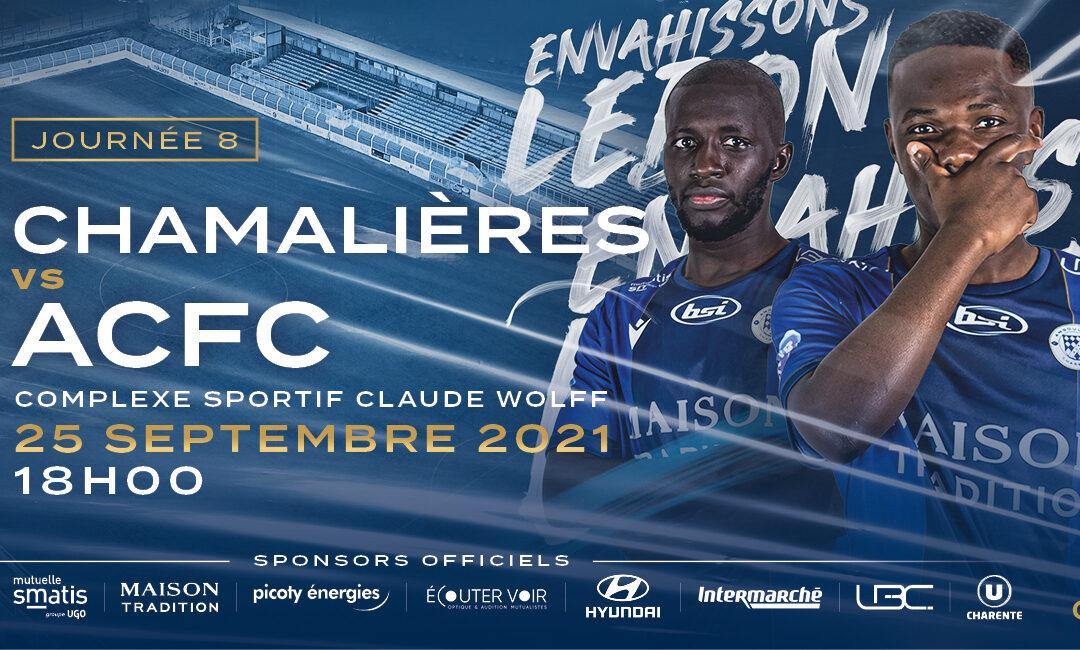 N2 – 8e j. FC Chamalières / ACFC