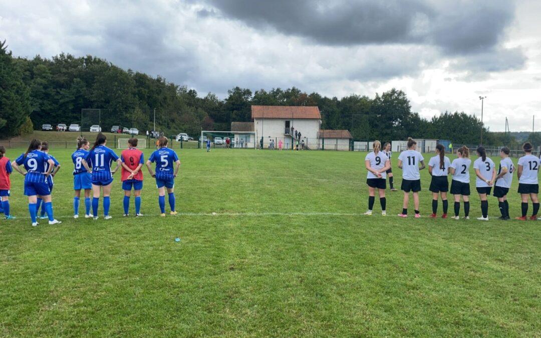 Senior F – 2e j. ACFC 1 – 1 Stade Bordelais (TAB 5-4)