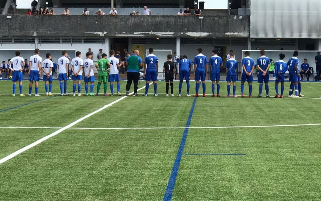 U15 – 2e j. Libourne 2 – 0 ACFC