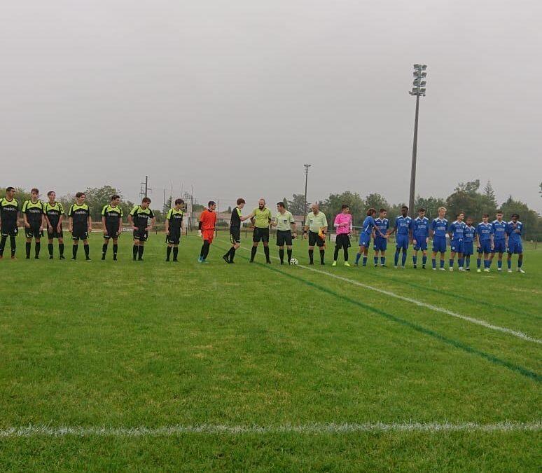 U16 – 1e j. Coulounieix Chamiers 0 – 3 ACFC