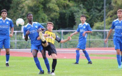U19 – 1e j. ACFC 3-1 OFC Ruelle