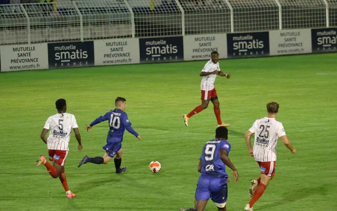 N2 – 9e J. ACFC 0 – 2 Andrézieux
