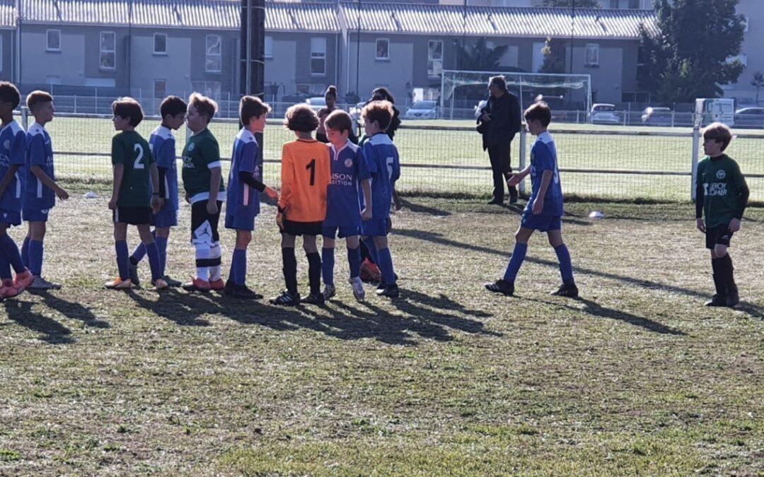 U11 – Leroy 0 – 5 ACFC / ACFC 6 – 0 Soyaux