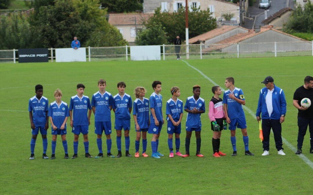 U14 – Leroy 1 – 3 ACFC
