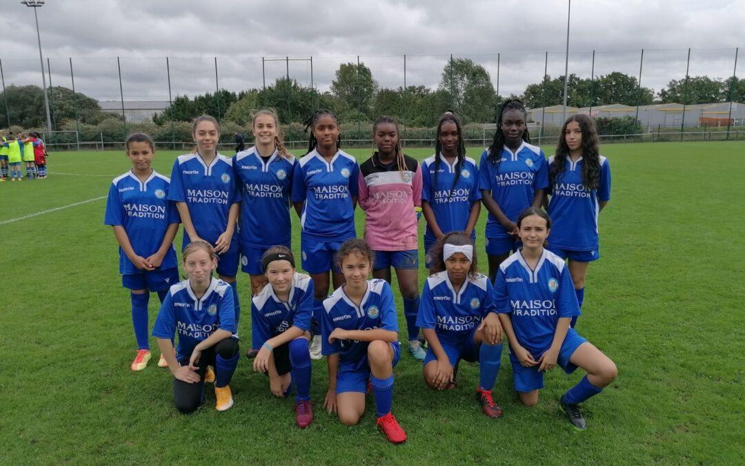 U14-U15 – ASJ Soyaux 6 – 0 ACFC