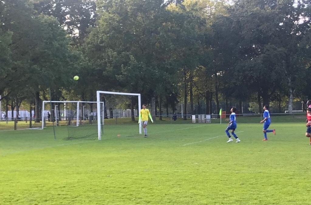 U15 – Limoges 3-1 ACFC