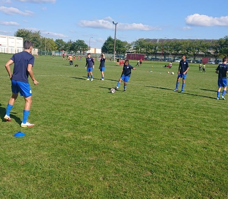 U16 – Bergerac 1-2 ACFC