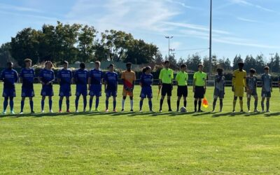 U17 ACFC 0 – 8 Angers