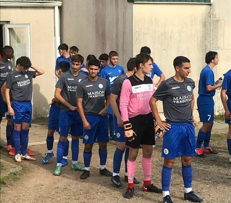 U19 – Cerizay OC 0-6 ACFC